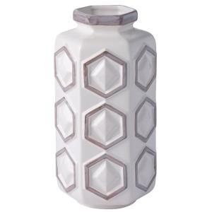 "Hex - 8.88"" Small Vase"