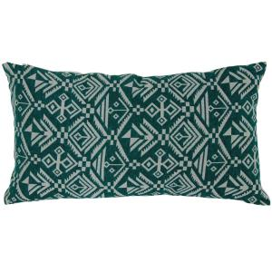 Tribal - 18 Inch Lumbar Throw Pillow
