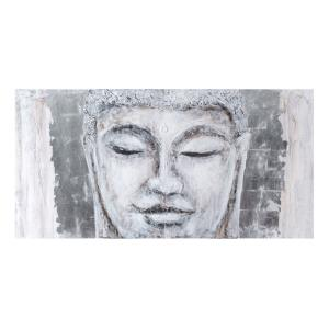 "Buddha - 78.5"" 2-Panel Wall Art"