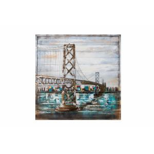 "Oakland Bay Bridge - 40"" Wall Art"
