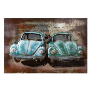 Lovebugs - 47 Inch Wall Art