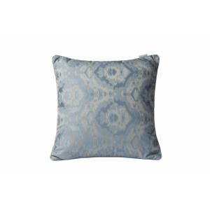 "Neutral Regency - 18"" Square Throw Pillow"