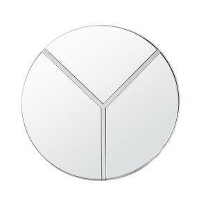 Lyra - 30 Inch Round Accent Mirror