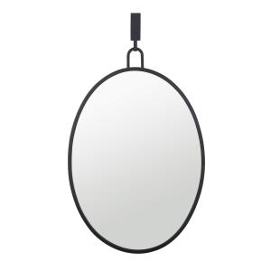 Stopwatch - 22x30 Oval Powder Room Mirror