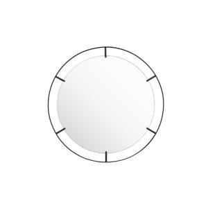 Tabon - 30 Inch Round Open Frame Mirror
