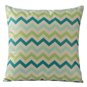 Chevron Square Throw Pillow (Case Only)