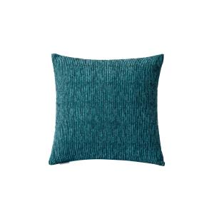 Teal and Blue Soft Touch Throw Pillow (Case Only)