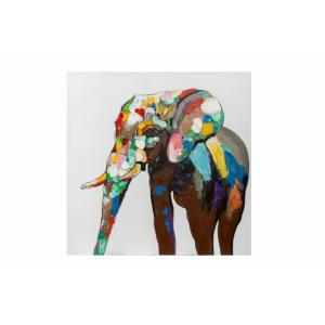 Varaluz Casa - 40 Inch The Elephant Wall Art