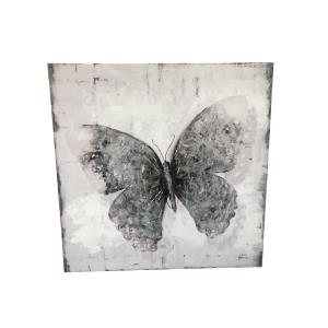 Flutter - Mixed Media Wall Sconce Art