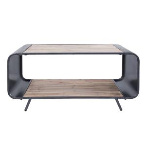 Atomic Coffee Table/TV Stand