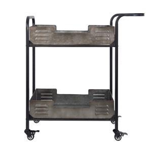 Elixir Metal Bar Cart