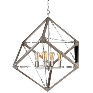 Askew - Four Light Pendant