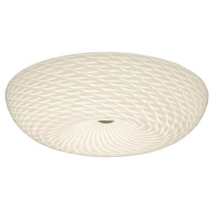 Swirled - Three Light Large Flush Mount