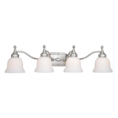 Vaxcel CL-VLD004CH Cologne - Four Light Vanity