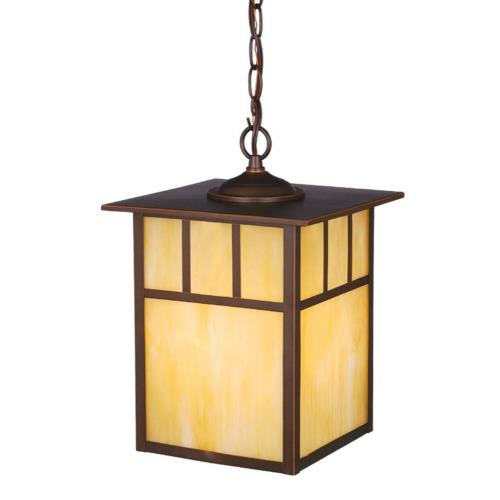 Vaxcel OD37296BBZ Mission - 9 Inch Outdoor Pendant
