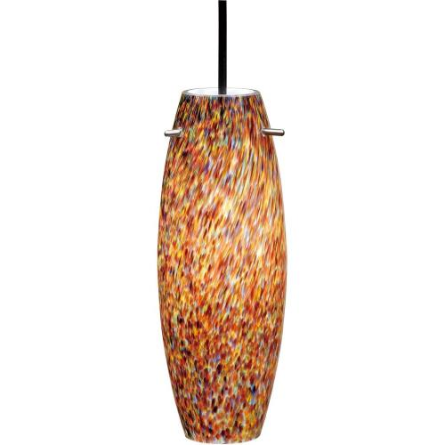 Vaxcel PD30118SN Milano - One Light Mini-Pendant