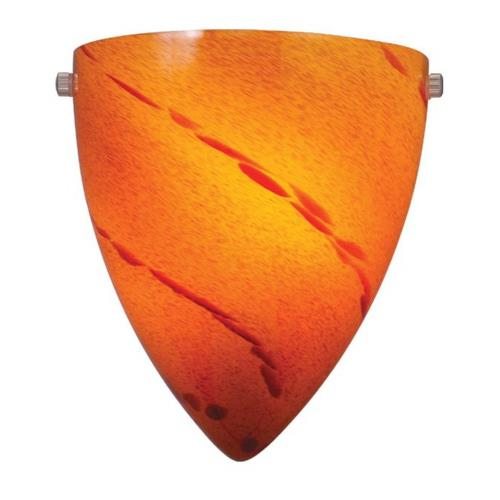 Vaxcel WS30145SN Milano - One Light Wall Sconce