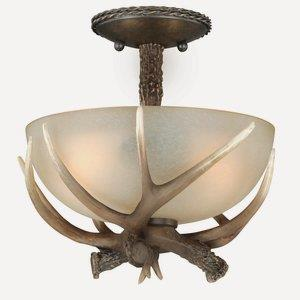 Yoho - Two Light Semi-Flush Mount