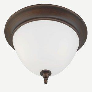 Lorimer - Three Light Flush Mount