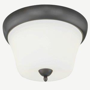 Poirot - Two Light Flush Mount