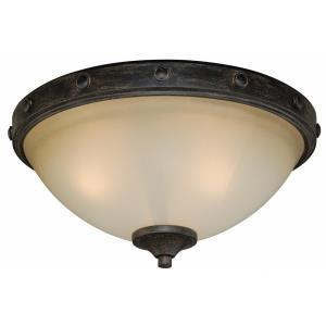 Halifax - Two Light Flush Mount