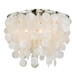 Elsa - Three Light Flush Mount
