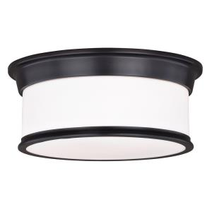 Carlisle - Two Light Flush Mount