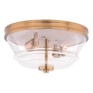 Toledo - Two Light Flush Mount