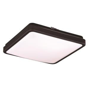 Aries - 11 Inch 15W 1 LED Square Flush Mount