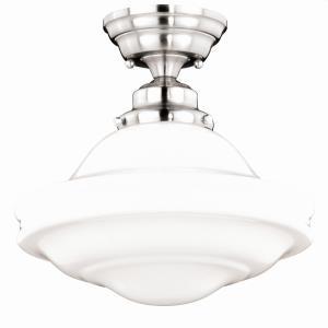 Huntley - 1 Light Semi-Flush Mount