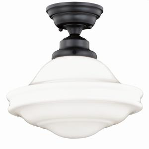 Huntley - One Light Flush Mount