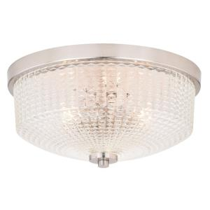 Ella - Three Light Flush Mount