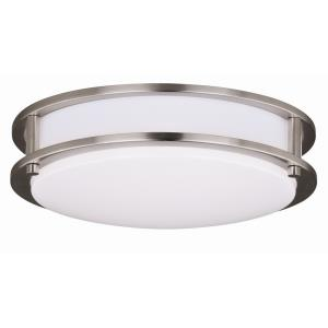 "Horizon - 12"" 15W 1 LED Flush Mount"