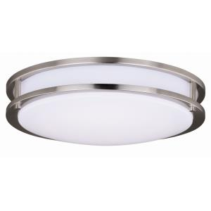 "Horizon - 15.75"" 23W 1 LED Flush Mount"