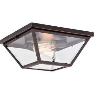 Grant - Two Light Flush Mount
