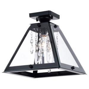 Tremont - 1 Light Semi-Flush Mount
