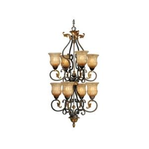 Caesar - Eight Light Chandelier