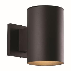 Chiasso 1-Light Outdoor Wall Sconce in Contemporary and Cylinder Style 7.25 Inches Tall and 5 Inches Wide