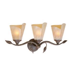 Capri - Three Light Vanity