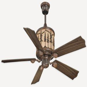 Yosemite - 42 Inch Ceiling Fan