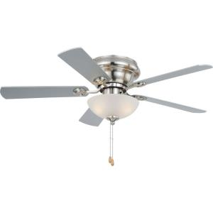Expo - 42 Inch Flushmount Ceiling Fan with Light Kit