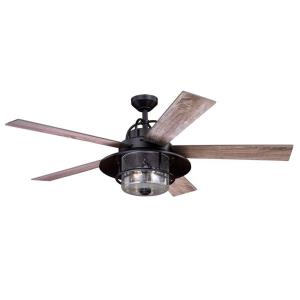 Charleston - 56 Inch Ceiling Fan with Light Kit