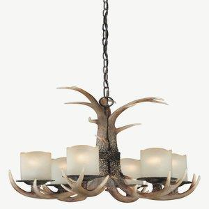Yoho - Six Light Chandelier