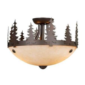 Yosemite - Two Ceiling Fan Light Kit