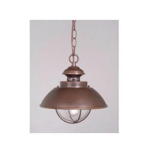 Nautical - 10 Inch Outdoor Pendant