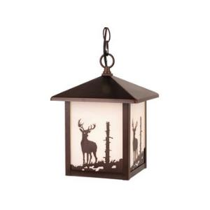Yellowstone - One Light Outdoor Pendant