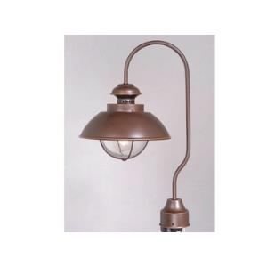 Nautical - One Light Outdoor Post Lantern