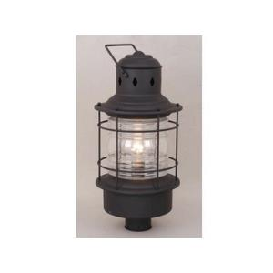 Outdoor Post Light-10 Inches Wide by 23 Inches High
