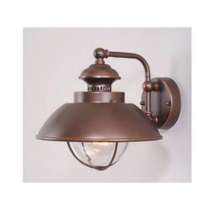 Nautical 10 Inch Outdoor Wall Light