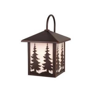 Yellowstone - One Light Outdoor Wall Sconce